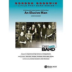 Alfred-An-Elusive-Man-Jazz-Band-Grade-5-Set-Standard