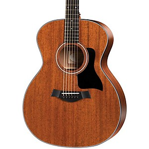 Taylor-324-Grand-Auditorium-Mahogany-Sapele-Acoustic-Guitar-Satin-Natural-Chrome-Hardware
