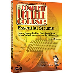 eMedia Essential Strums for the Ukulele DVD (RS08105)