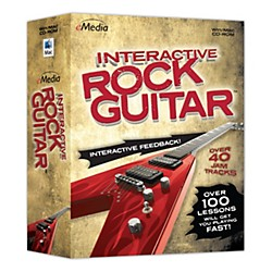 eMedia Interactive Rock Guitar (EG06111)