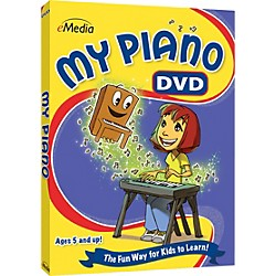 eMedia My Piano DVD (DG09094)