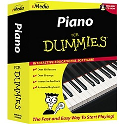 eMedia Piano For Dummies Level 1 (CD-ROM) (FD12093)