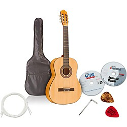 eMedia Teach Yourself Classical Guitar Pack - Nylon String (EG07107)