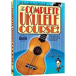 eMedia The Complete Ukulele Course DVD (RS08103)
