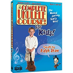eMedia The Complete Ukulele Course for Kids DVD (RS08104)