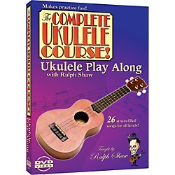 eMedia Ukulele Play Along with Ralph Shaw DVD (RS08106)