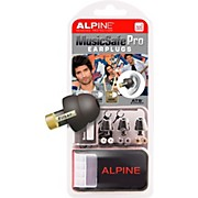 Alpine Hearing Protection (ea) Multi Attenuator Universal Earplug Kit (Black)