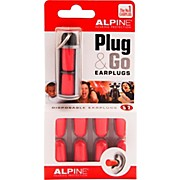 Alpine Hearing Protection (ea) Pack of 10 Foam Earplugs