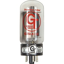 groove tubes Gold Series GT-6L6-GE Matched Power Tubes (GT-6L6-GED-L)