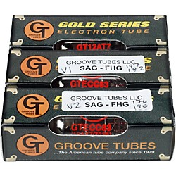 groove tubes SAG-FHG Fender High Gain Preamp Tube Changing Kit (SAG-FHG)