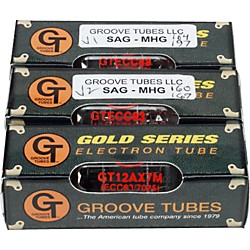 groove tubes SAG-MHG Marshall High Gain Preamp Tube Changing Kit (SAG-MHG)