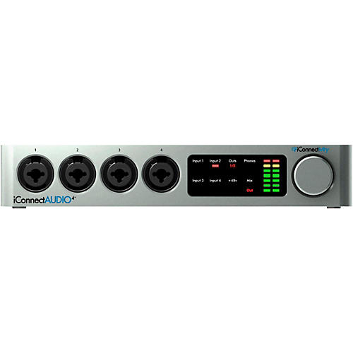 iConnectivity iConnectAUDIO4+ Audio/MIDI Interface for iOS/Mac/PC-thumbnail