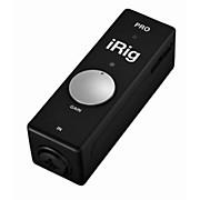 IK Multimedia iRig PRO Audio/MIDI Interface for iOS and Mac