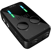 IK Multimedia iRig Pro Duo Audio/MIDI Interface for iOS and Mac