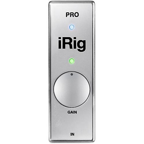 IK Multimedia iRig Pro Limited Edition Platinum-thumbnail