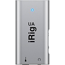 IK Multimedia iRig UA Universal Guitar Interface for Android