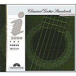 iSong Classical Guitar Standards Volume 1 CD-ROM (451026)