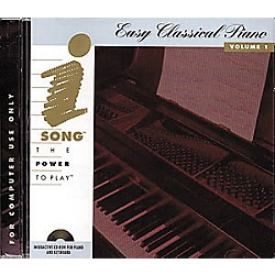 iSong Easy Classical Piano Volume 1 (CD-ROM) (451035)