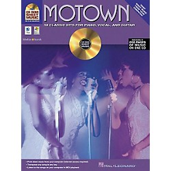 iSong Motown - 50 Classic Hits for Piano/Vocal/Guitar (CD-ROM) (451068)