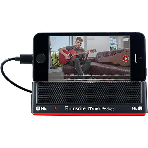 Focusrite iTrack Pocket-thumbnail