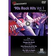 Alfred iVideosongs '90s Rock Hits Vol. 1 DVD