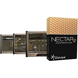 iZotope Nectar 2 Production Suite (30-NECTAR2)