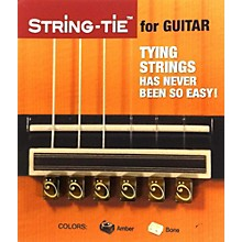 String-tie in Tiger Brown