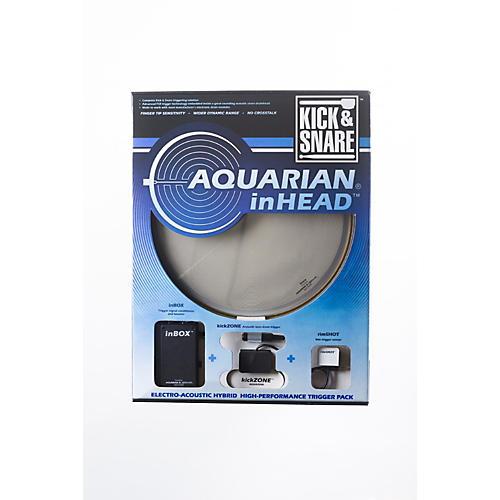 Aquarian inHead Kick & Snare Pack