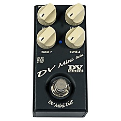 markbass DV Mini Distortion Compact Guitar Distortion Effects Pedal (DVE133015)