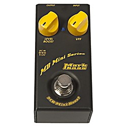 markbass MB Mini Boost Compact Boost Effects Pedal For Bass (MBE170014)