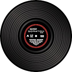 rane CV02 Second Edition Control Vinyl for Serato Scratch LIVE (SSLVINYL2)