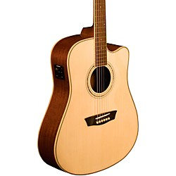washburn Comfort Series WCD18CE Acoustic-Electric Guitar (WCD18CE)