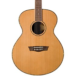washburn WG26S Solid Cedar Top Acoustic Grand Auditorium Rosewood Guitar (WG26S)