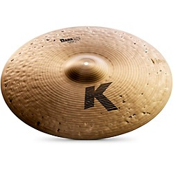 "zildjian 22"" K Dark Medium Ride Cymbal (K0830)"