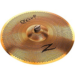 zildjian Gen16 Buffed Bronze Crash/Ride Cymbal (G1618CR)