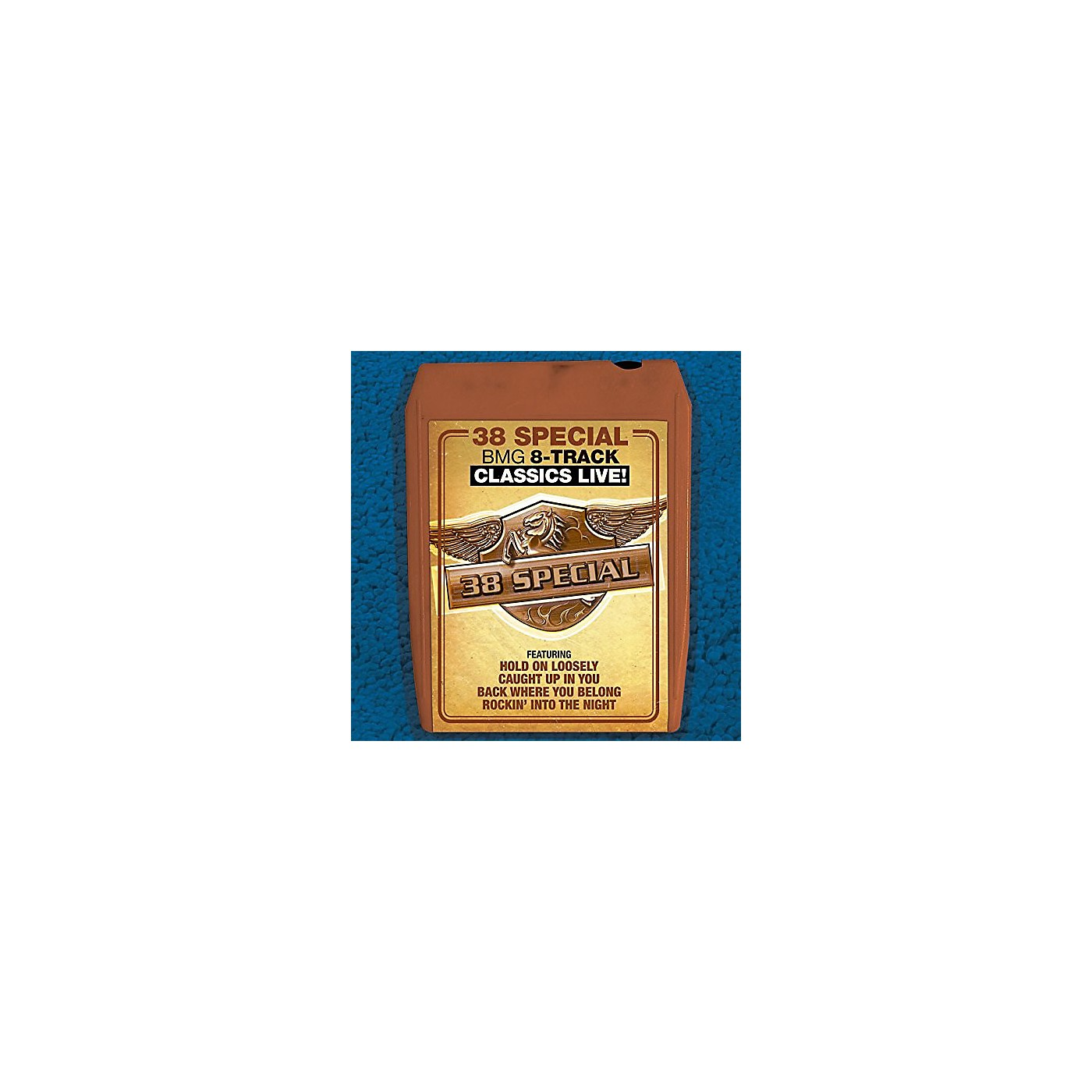 Alliance .38 Special - Bmg 8-track Classics Live (CD) thumbnail