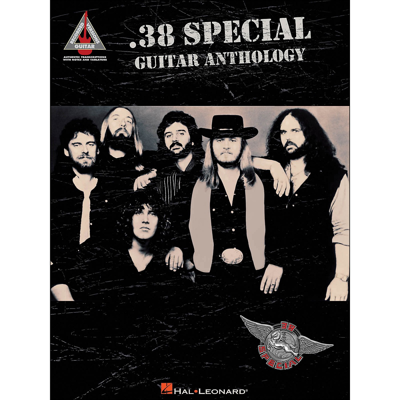 Hal Leonard .38 Special Guitar Anthology Tab Songbook thumbnail