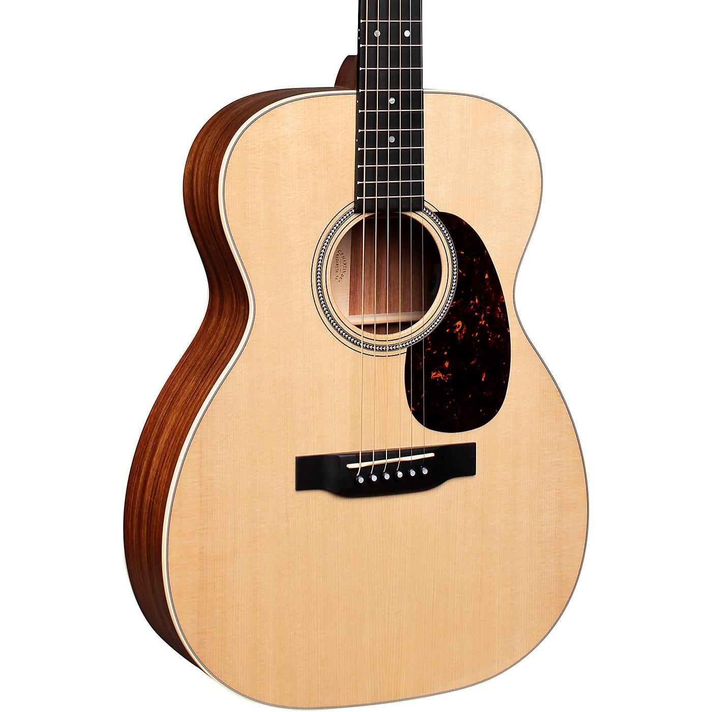 Martin 00-16E 16 Series with Granadillo Parlor Acoustic-Electric Guitar thumbnail