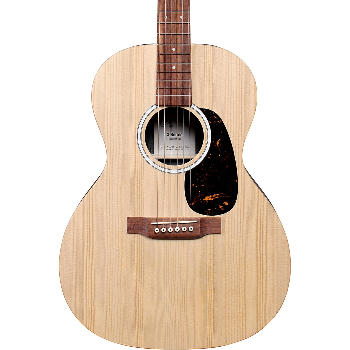 Martin 00-X2E Sitka Spruce Grand Concert Acoustic-Electric Guitar thumbnail