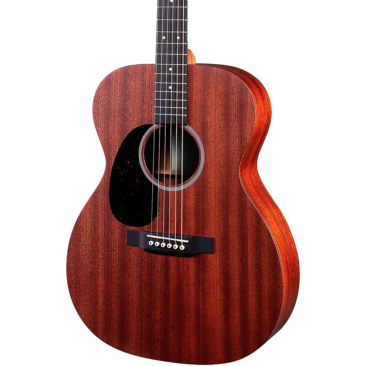 Martin 000-10EL Road Series Dreadnought Acoustic-Electric Guitar thumbnail