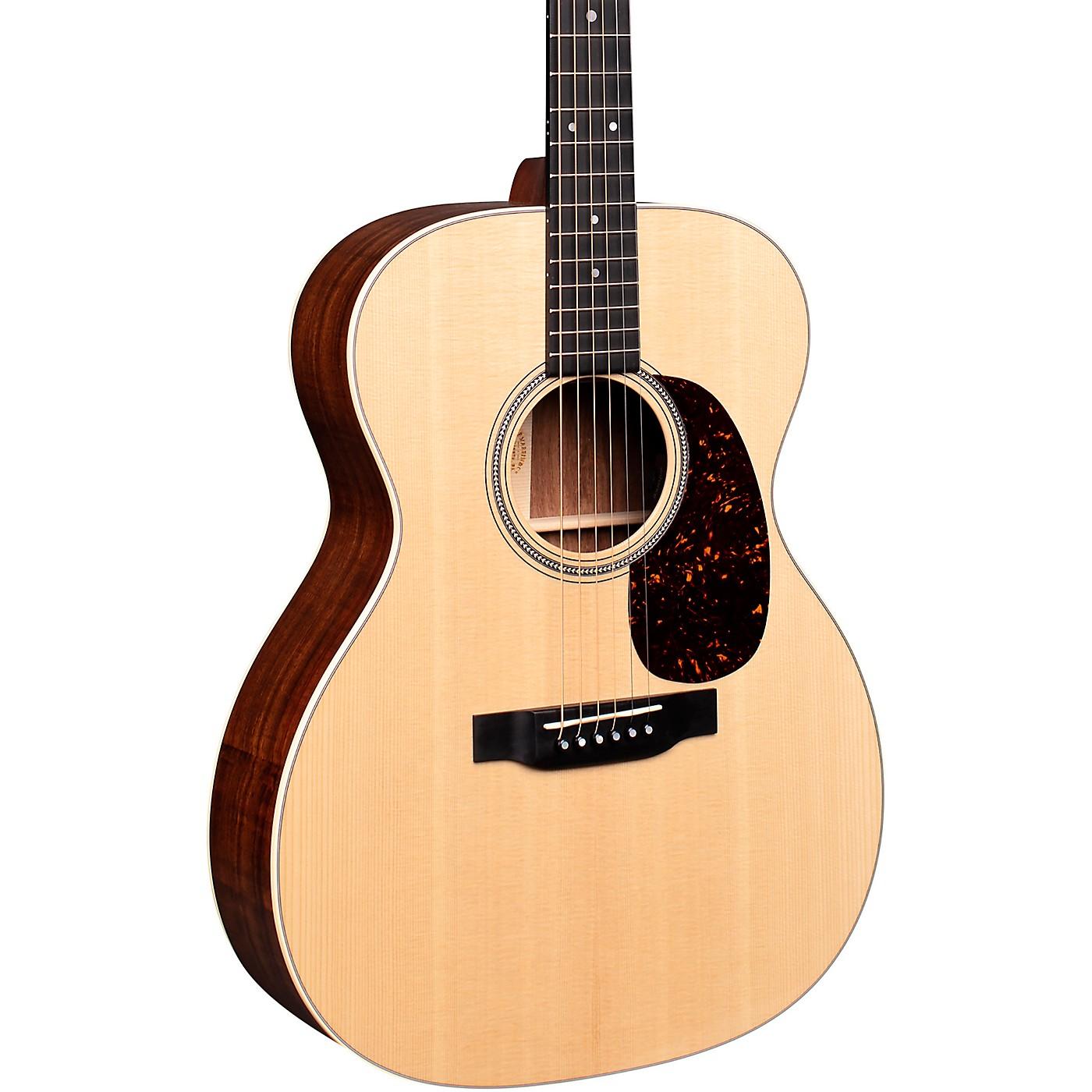Martin 000-16E 16 Series with Granadillo Auditorium Acoustic-Electric Guitar thumbnail
