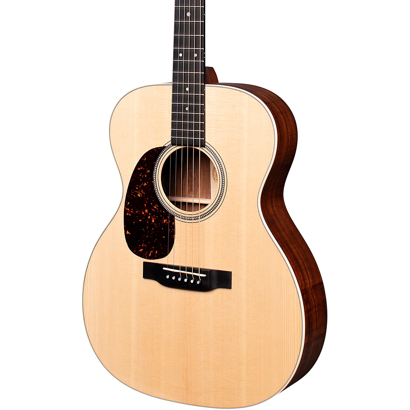 Martin 000-16EL 16 Series with Granadillo Auditorium Left-Handed Acoustic-Electric Guitar thumbnail