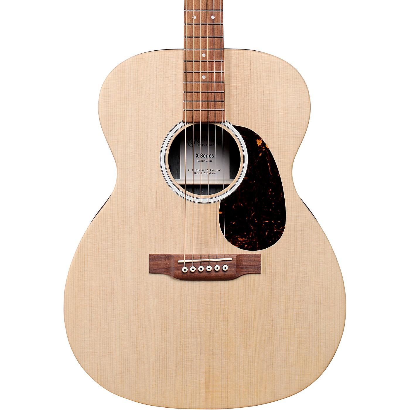 Martin 000-X2E Sitka Spruce Acoustic-Electric Guitar thumbnail
