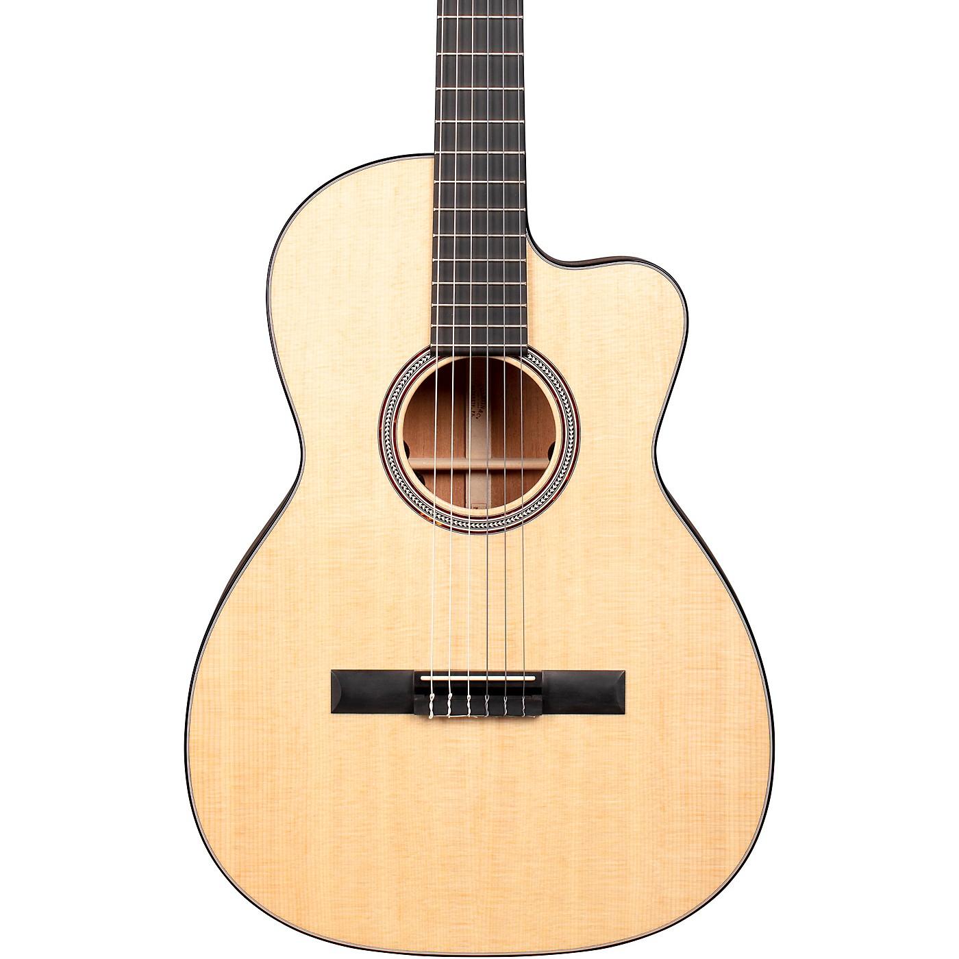 Martin 000C12-16E Nylon Cutaway Acoustic-Electric Guitar thumbnail