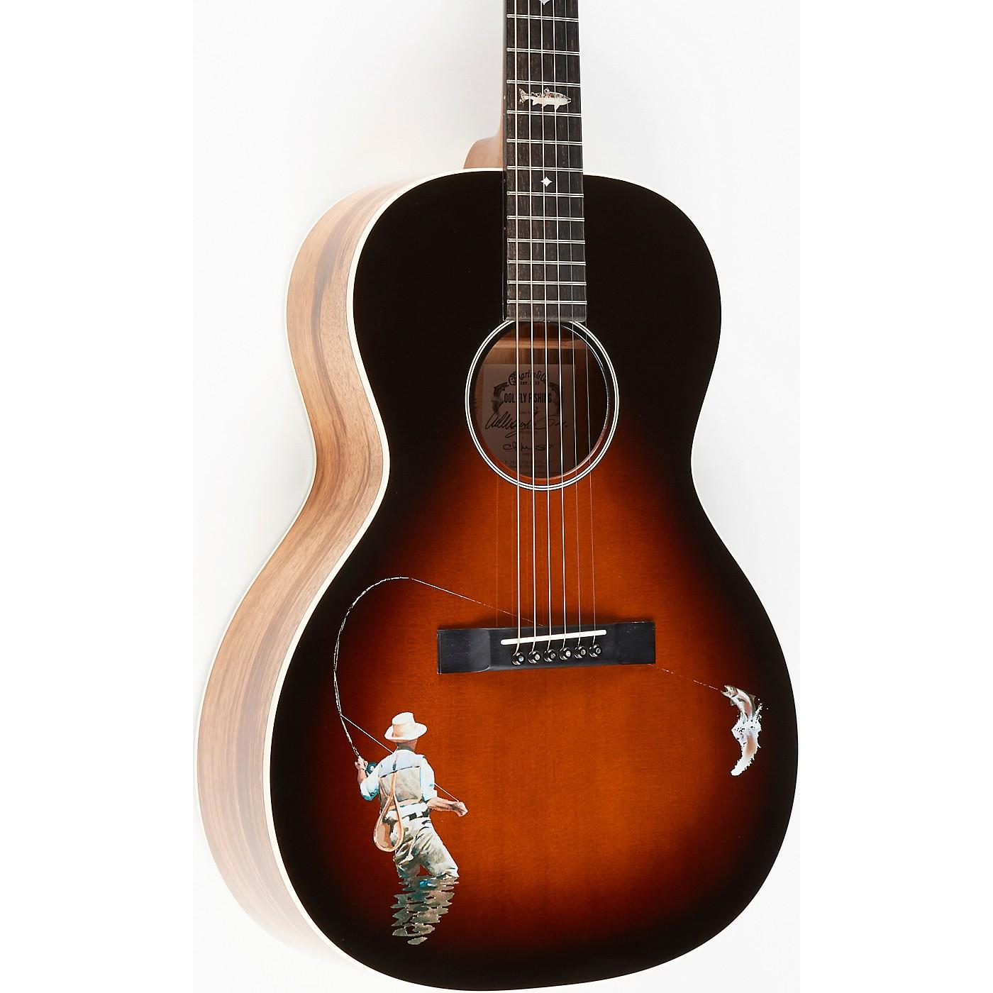 Martin 00L Fly Fishing Parlor Acoustic Guitar thumbnail