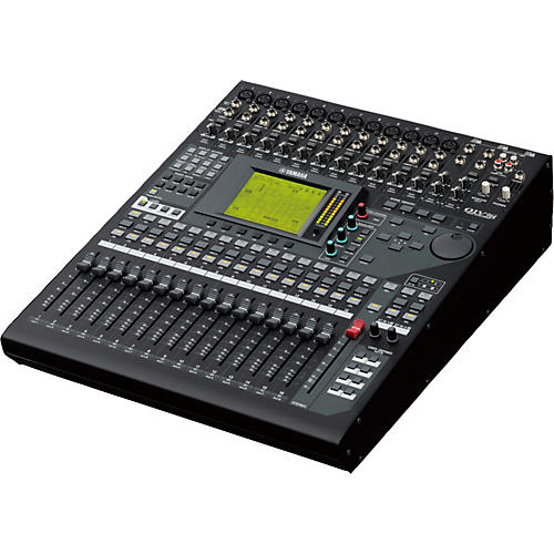 Yamaha 01V96I 16-Channel Digital Mixer with USB 2.0 Connectivity and Moving Faders-thumbnail