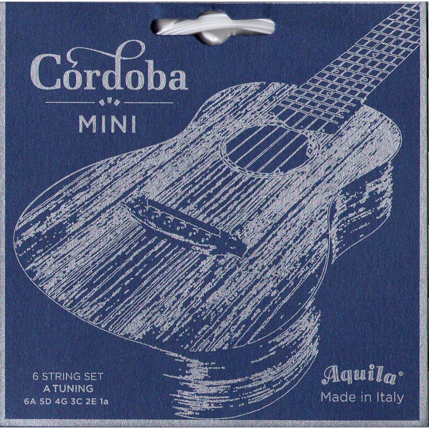 Cordoba 05279 A-Tuning Mini Ball-End Nylon Acoustic Guitar Strings thumbnail