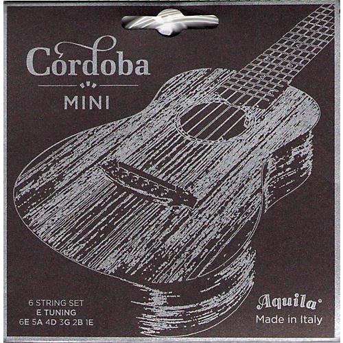 Cordoba 05280 E-Tuning Mini Ball-End Nylon Acoustic Guitar Strings thumbnail