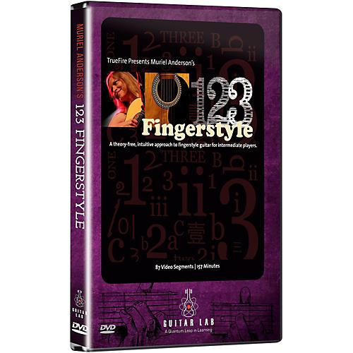 Emedia 1-2-3 Fingerstyle Guitar DVD thumbnail