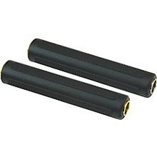 "American Recorder Technologies 1/4"" Female to 1/4"" Female Mono Adapter"